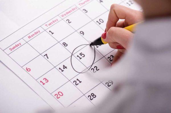 Stock: Calendar